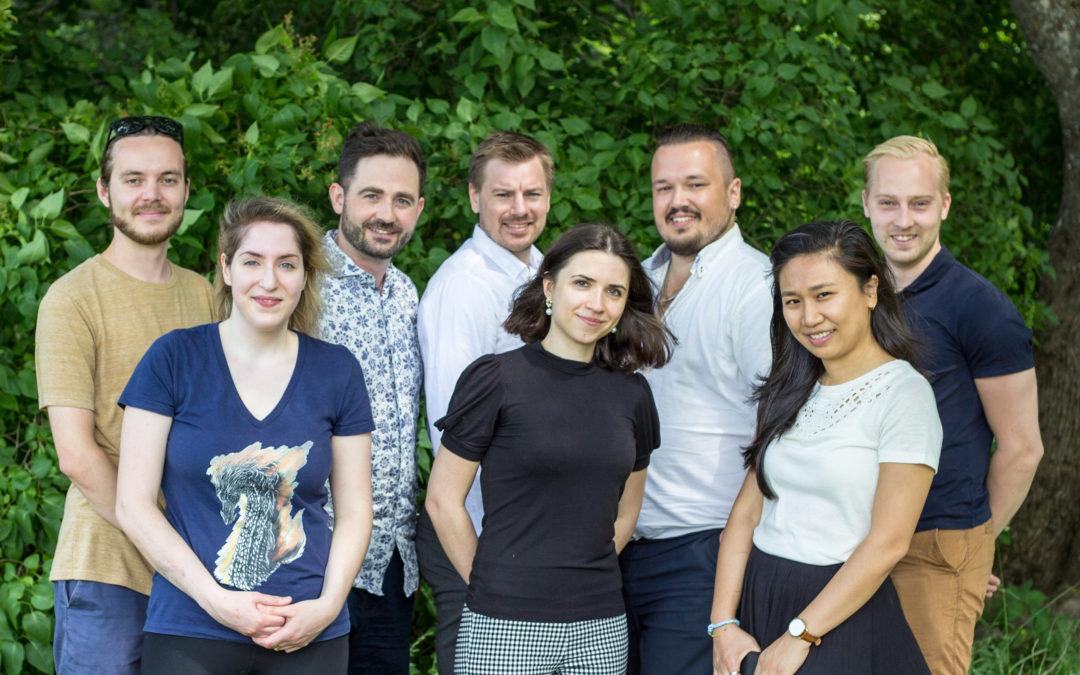 Team Arboair ready for the summer
